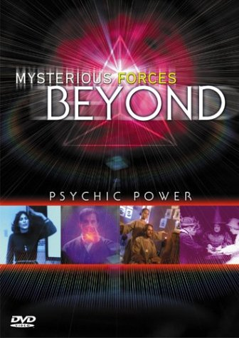 Mysterious Forces Beyond: Psychic Power [DVD] [Import]