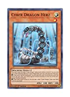 遊戯王 英語版 CYHO-EN015 Cyber Dragon Herz サイバー・ドラゴン・ヘルツ (ウルトラレア) 1st Edition
