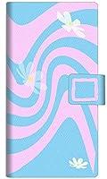 ゼンフォン3 ZE520KL スマホケース 手帳型 カバー YB991 カレント02 横開き【ノーブランド品】