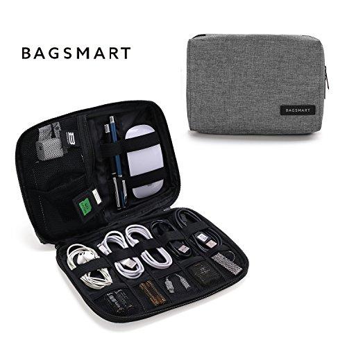 (バッグスマート) BAGSMART ガジェットケース PC周辺機器 収納 ...