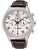 [セイコーimport]SEIKO 腕時計 ウォッチ 海外モデル SPC155P1 クロノグラフ 100M防水 スモールセコンド メンズ【逆輸入品】