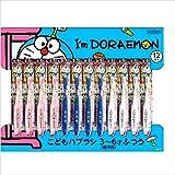 I'M DORAEMON 子供用 歯ブラシ 12本入り