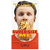 Super Size Me [VHS] [Import]