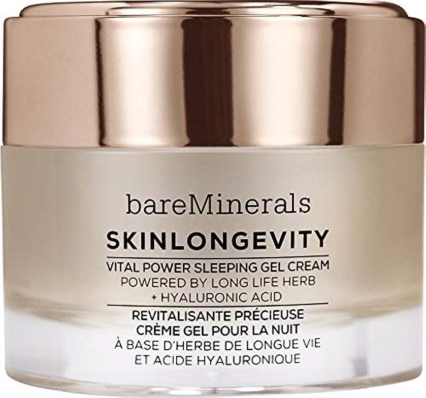 ラバワードローブ名詞ベアミネラル Skinlongevity Vital Power Sleeping Gel Cream 50g/1.7oz並行輸入品