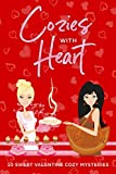 Cozies With Heart: 10 Sweet Valentine Cozy Mysteries (English Edition)