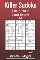 Killer Sudoku 9x9 Puzzles - Hard to Expert 200 Vol. 11