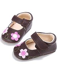 フォーマル ベビーシューズ 女の子 ファースト靴 パンプス 花柄 ドレス靴 発表会 結婚式 演奏会