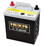 G&Yu [ ジーアンドユー ] 国産車バッテリー アイドリングストップ車&標準車対応 [NEXT+] NP60B20L/M-42