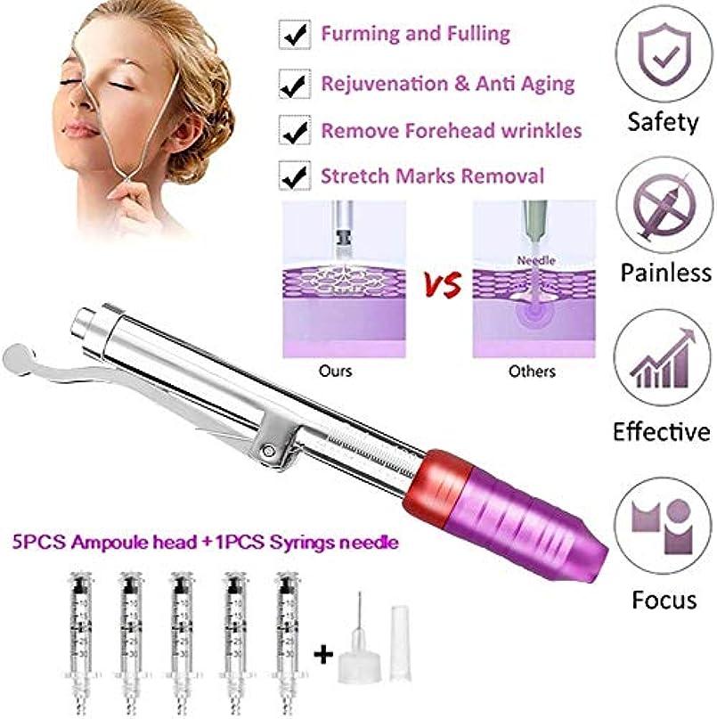 びっくり真空航空便Hyaluronic Injection Pen Kit High Pressure Acid Guns Atomizer Wrinkle Anti Aging Skin Tightening Face Lifting...