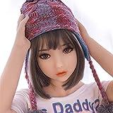 TMDOLL 等身大 ラブドール 隣の女の子 愛の人形 TPEシリコン セックス人形 本物質感 大人のおもちゃ 115cm 大きな胸