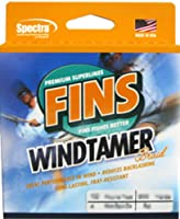 (9.1kg, Pink) - Fins Spectra 2000-Yards Windtamer Fishing Line, Pink, 9.1kg
