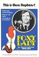 Foxy Lady–27x 40映画ポスター