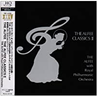 THE ALFEE CLASSICS II  THE ALFEE with Royal Phillharmonic Orchestra