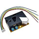 Arduino RapsberyPi 互換 DSM501A PM2.5 センサー ダストセンサー 測定器 プログラムコード付き