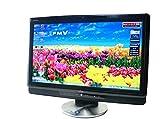 富士通 デスクトップパソコン Windows7 中古パソコン デスクトップ 一体型 本体 Kingsoft Office付き Core i5 ブルーレイ 地デジ/BS/CS 4GB/1.5TB FH55/CD ブラック