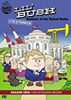 Lil Bush: Resident of United States - Season One [DVD]