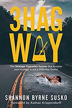 3HAG WAY: The Strategic Execution System that ensures your strategy is not a Wild-Ass-Guess! by [Susko, Shannon Byrne]