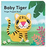 Baby Tiger: Finger Puppet Book (Finger Puppet Books)