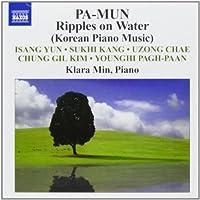 Klara Min-Ripples on Water-Piano Music from Korea