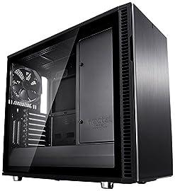 Fractal Design Define R6 - Blackout - Tempered glass ミドルタワー型PCケース CS7012 FD-CA-DEF-R6-BKO-TG