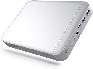 ポータブル電源 ノートパソコン モバイルバッテリー MAXOAK 36000mAh超大容量 USB Type-C MacBook/MacBook Pro/Air/iPhone/iPad対応 予備電源