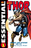 Essential Thor - Volume 1 (Journey Into Mystery)