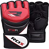 正規品 RDX Maya ハイドレザー オープンフィンガー グローブ ボクシング キックボクシング 格闘技 MMA UFC F12 各色/各サイズ