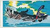 昭和レトロ メンコ 釣りキチ三平シリーズ 3