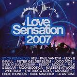 Love Sensation 2007
