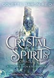 Crystal Spirits Oracle: A 58-Card Deck and Guidebook 画像