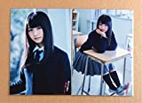 【長濱ねる】 公式生写真 欅坂46 徳山大五郎を誰が殺したか? DVD Blu-ray 封入特典 2種コンプ