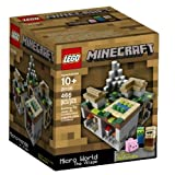 LEGO Minecraft Micro World The Village 21105 (Discontinued by manufacturer) [並行輸入品]