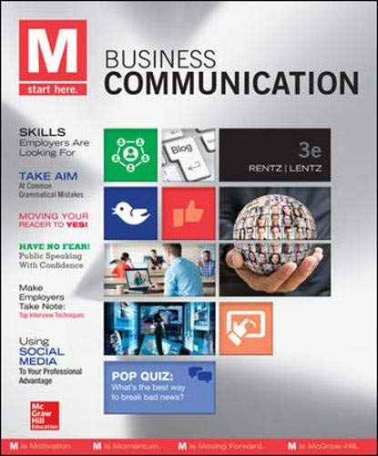 Download M: Business Communication 0073403229