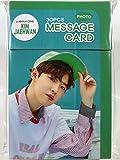 Kim Jae Hwan キム・ジェファン - WANNA ONE ワナワン グッズ / フォト メッセージカード 30枚セット - Photo Message Card 30pcs [TradePlace K-POP 韓国製]