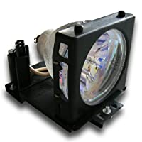 Hitachi pj-tx300w High Quality Compatible Replacement projector Lamp Bulb with Housing [並行輸入品]