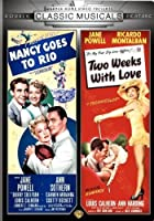 Nancy Goes To Rio (1950)/Two Weeks With Love [DVD]