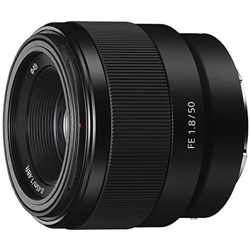ソニー FE 50mm F1.8※Eマウント用レンズ(フルサイズ対応) SEL50F18F