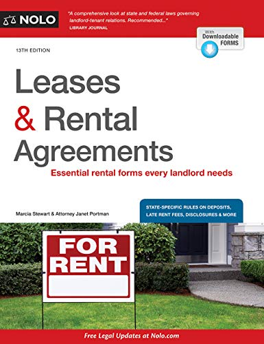 Download Leases & Rental Agreements 1413326714