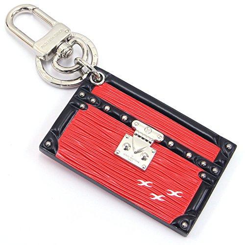 LOUIS VUITTON(ルイヴィトン) キーホルダー エピ バッグチャーム プティット マル M00005 レッド ブラック 中古 赤 キーフック キーリング LOUIS VUITTON [並行輸入品]