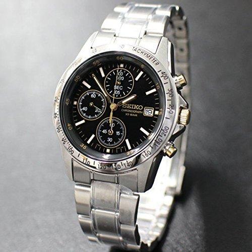 SEIKO(セイコー) 腕時計 クロノグラフ SBTQ043 メンズ