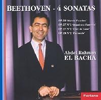 Piano Sonatas.12-15: El Bacha