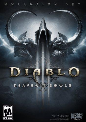 Diablo III Reaper of Souls(輸入版...