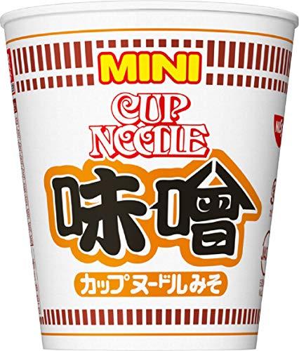 日清 カップヌードル 味噌 ミニ 42g×15個