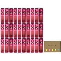パイロットMechanical Pencil Lead Neoxグラファイト0.5MM 2b、1200リード、30-pack、付箋値設定