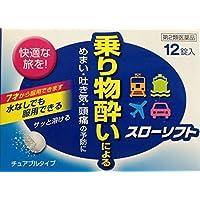 【第2類医薬品】スローソフト 12錠