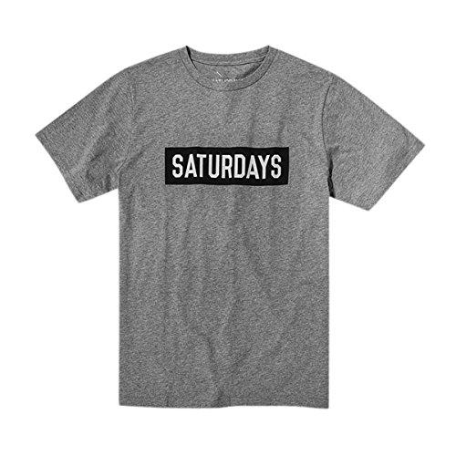 Saturdays Surf NYC BAR バー Tシャツ