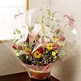 翌日配達お花屋さん とっておきのバースデーフラワーを贈るなら胡蝶蘭で華やかに♪インペリアル(お誕生日用胡蝶蘭・コチョーランアレンジメント)