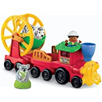 LITTLE PEOPLE ZOO TALKERS ANIMAL SOUNDS ZOO TRAIN