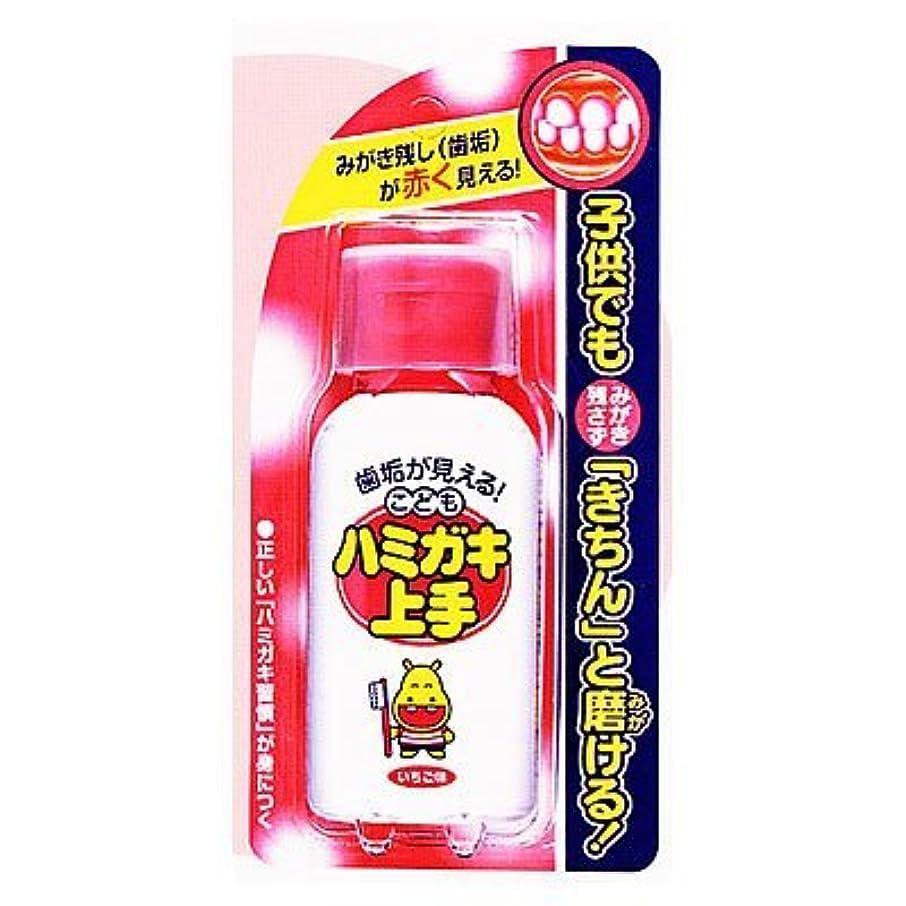 バスルーム重荷小麦粉こどもハミガキ上手69ML390 丹平製薬(株)