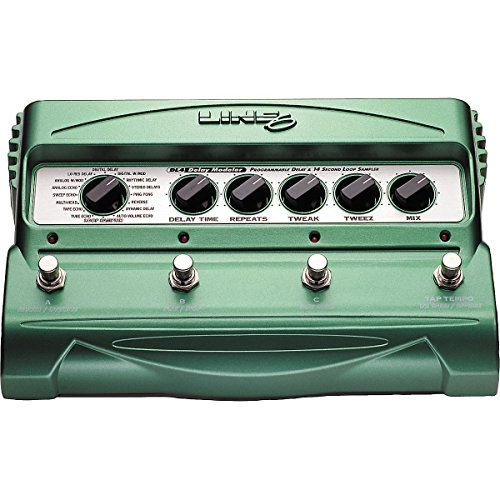 Line 6 ディレイモデラー Stompbox Modeler DL4